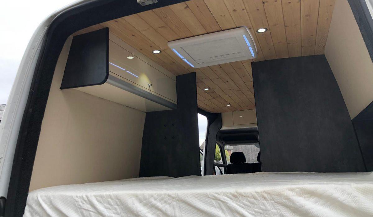 Sprinter Bedroom 2021