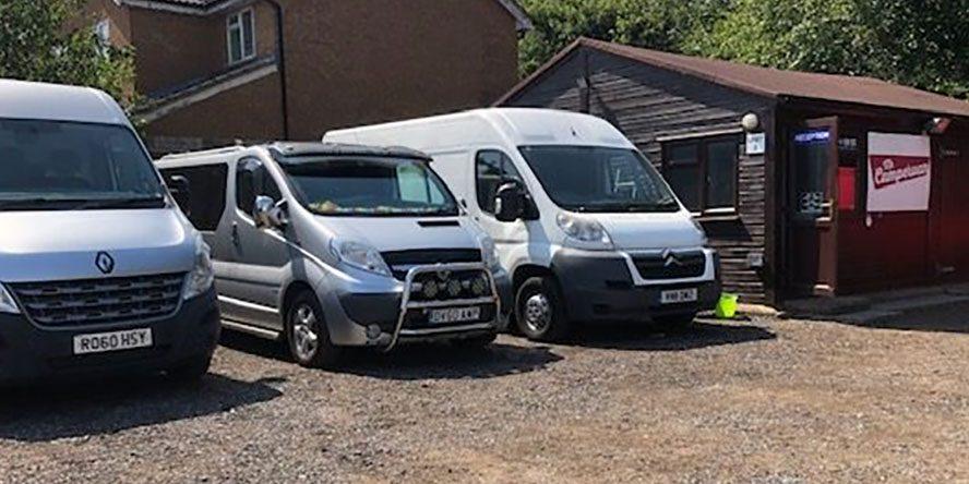 Campervan conversion UK Three van Conversions mrcampervan